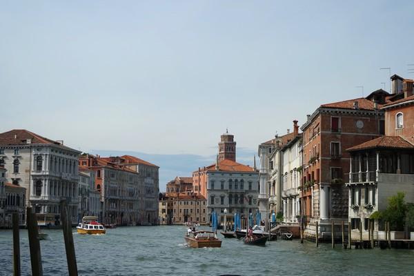 venise italie dorsoduro grand canal