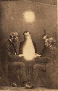 A Victorian Seance - 1872