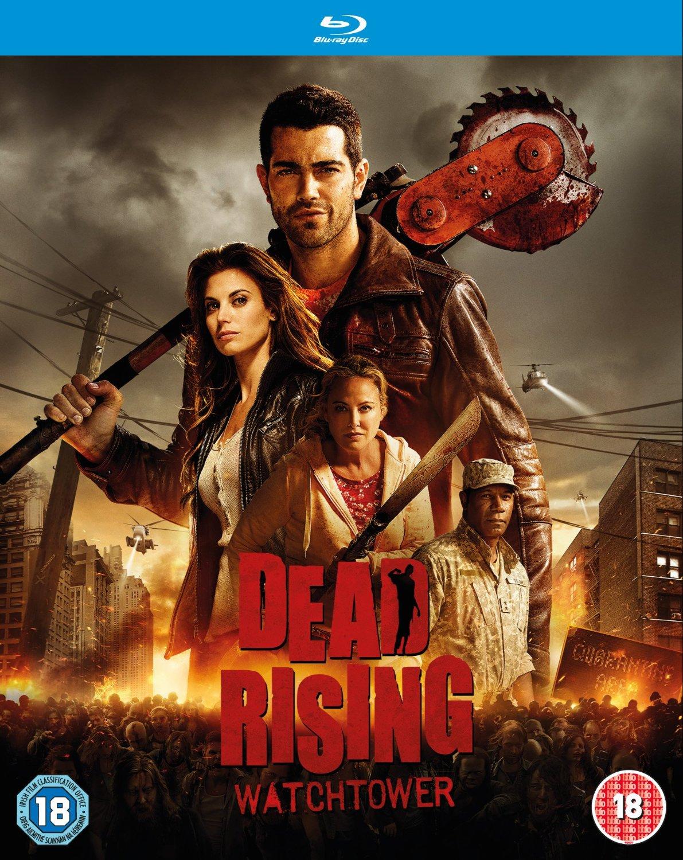 Dead Rising Watchtower เชื้อสยองแพร่พันธุ์ซอมบี้ [HD]