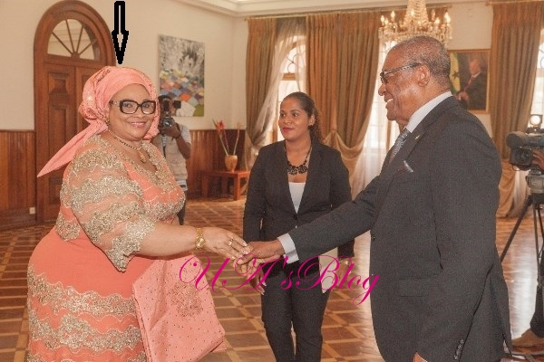 Nigerian Female Ambassador Dies At Her Duty Post In Sao Tome