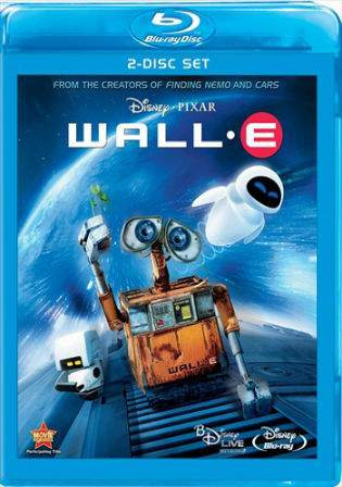 WALL-E 2008 BluRay Hindi 300Mb Dual Audio 480p Watch Online Full Movie Download bolly4u