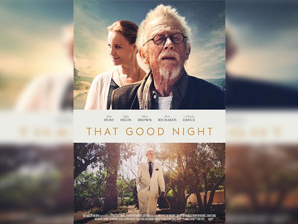 Sinopsis, detail dan nonton trailer Film That Good Night (2017)