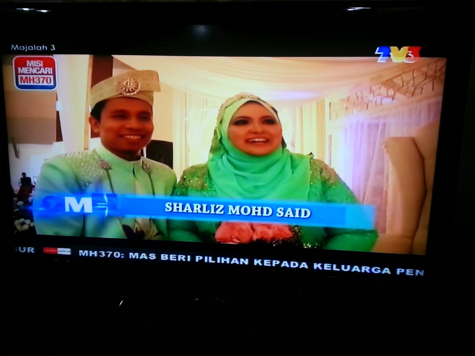 MyWedding - Majalah 3 TV3 (2014)