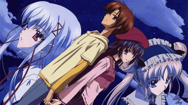 Anime Drama Romance Terbaik - Sola