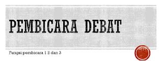 Konsep dan Fungsi Pembicara 1, 2, dan 3 dalam Debat Perlementer Asia