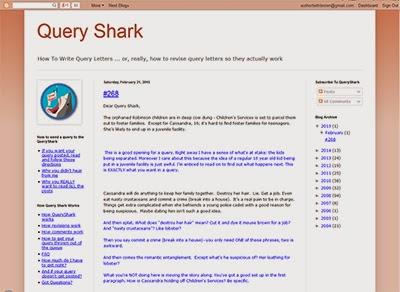 http://queryshark.blogspot.com/