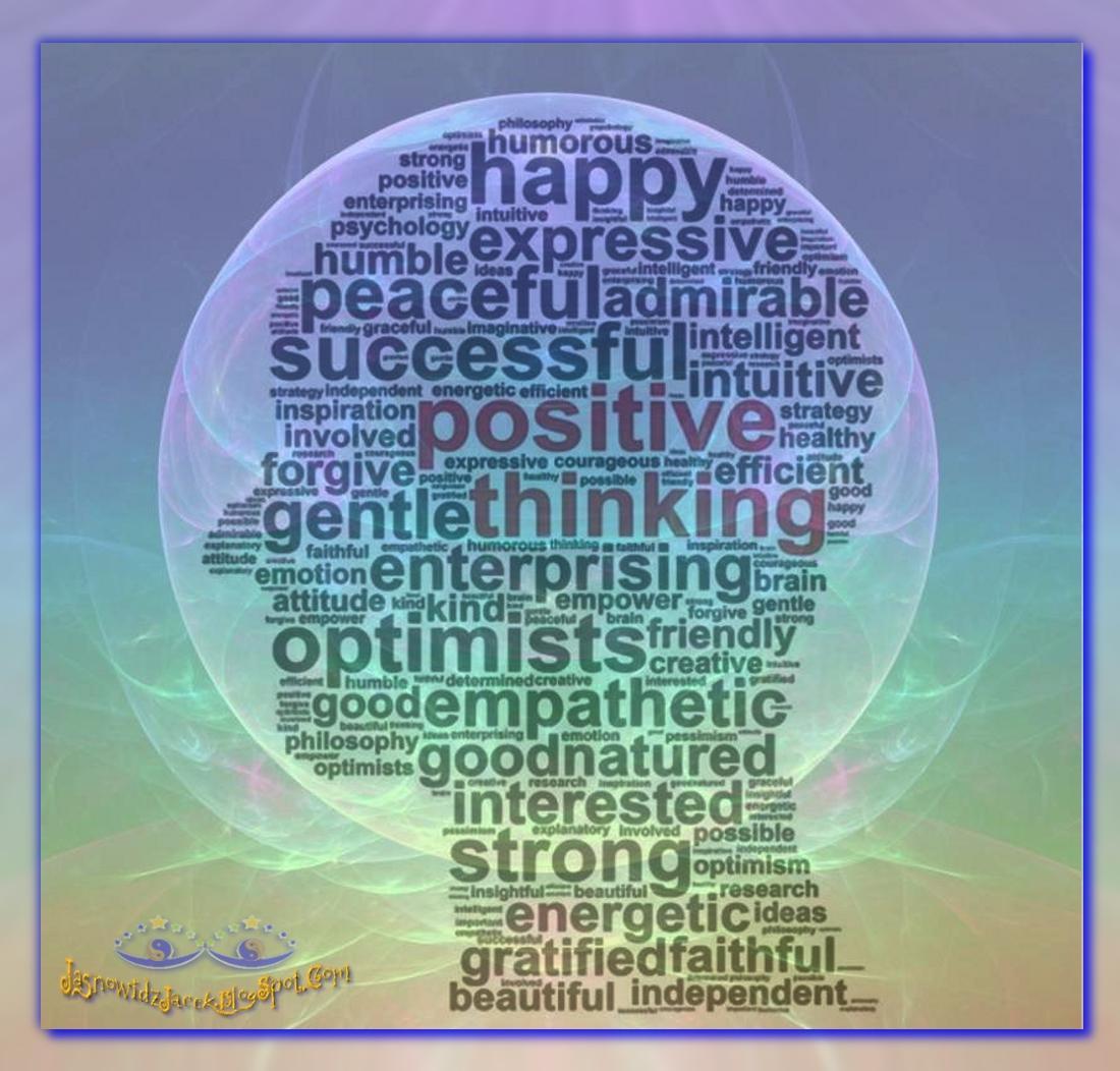 Positive thinking - Pozytywne Myśleni