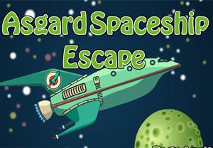 Gelbold Asgard Spaceship …