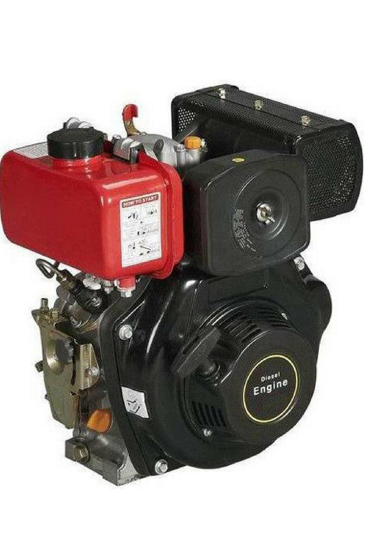 Generadores de Motor Diesel