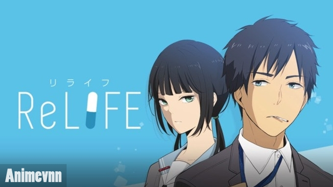 Ảnh trong phim ReLIFE 1