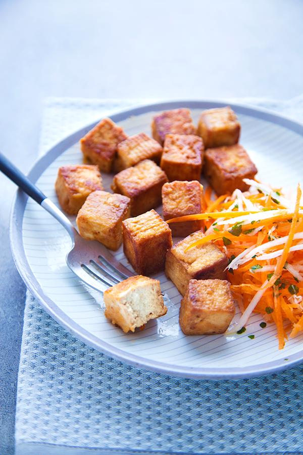 tofu recette vegan