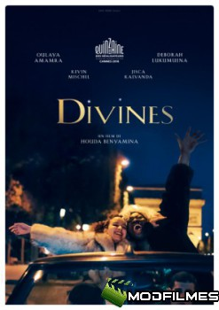 Capa do Filme Divinas