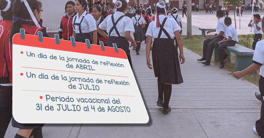 DRELM: Conoce el Plan de Recuperación de Clases para Lima Metropolitana (.PDF) www.drelm.gob.pe
