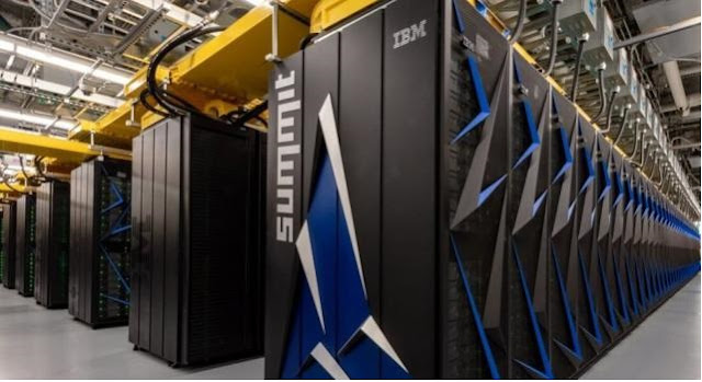 fastest supercomputer in the world list Summit