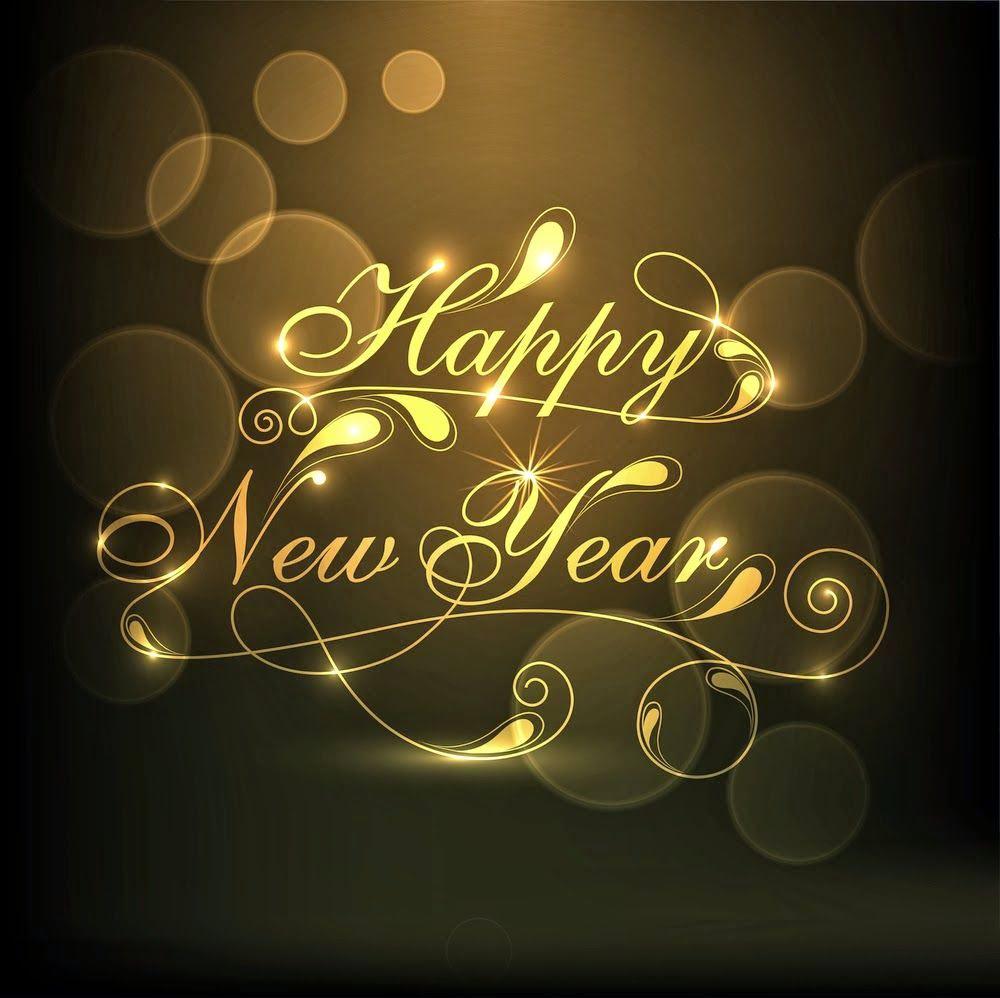 whatsapp dp happy new year