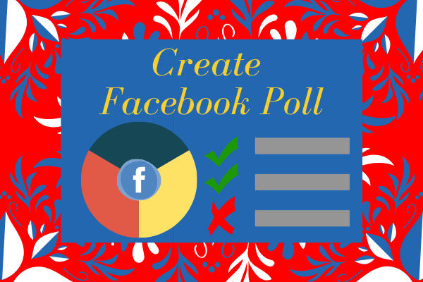 Create Facebook Poll