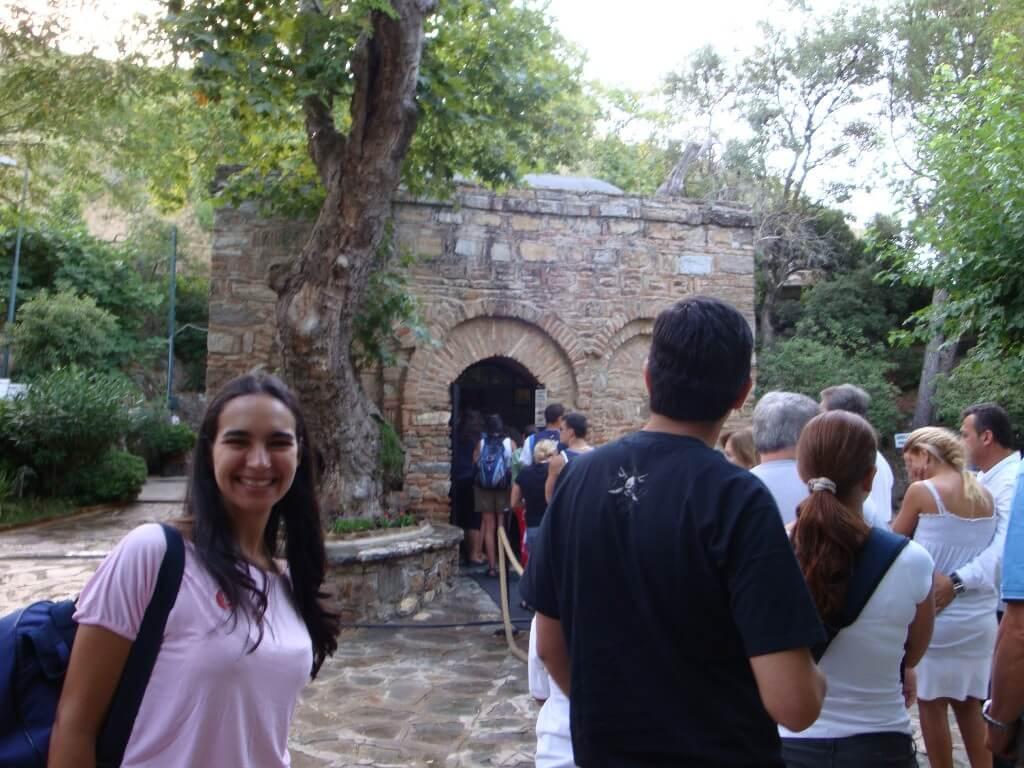 Casa de Maria Turquia