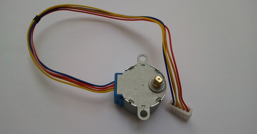 Interfacing Unipolar Stepper Motor With Pic18f4550