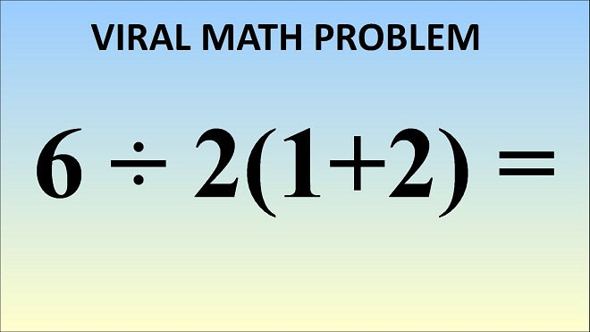 Can You Figure Out The Right Solution? This Math Equation Is Breaking The Internet
