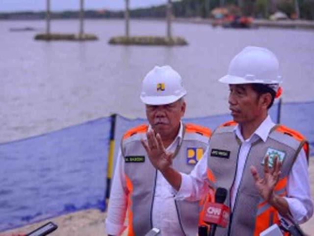 Jokowi Nilai Tim Pencari Fakta Kerusuhan 21 Mei, Wajib Menunggu Penyelidikan Polisi