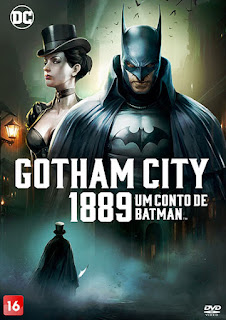 Gotham City 1889: Um Conto de Batman - BDRip Dual Áudio