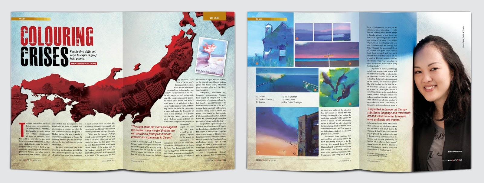 Best design options magazine layouts