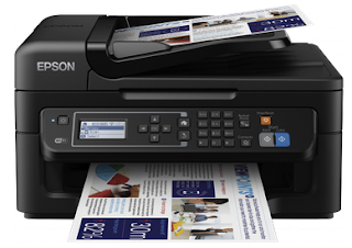 Epson WorkForce WF-2630WF Driver Download - Windows, Mac