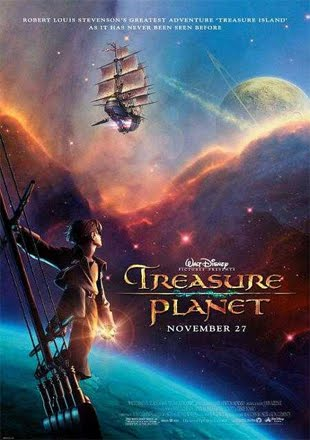 Treasure Planet 2002 BRRip 720p Dual Audio In Hindi English