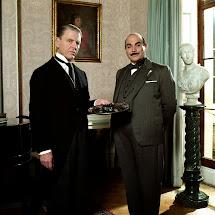 Agatha Christie Poirot Cast