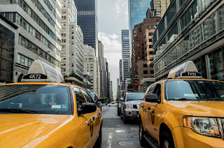 Image: New York City Cabs, by Free-Photos on Pixabay