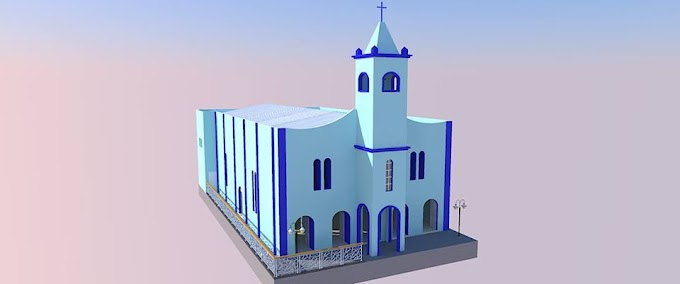 """Comunidade Católica realizará """"Quermesse"""" no sábado (25) em prol da reconstrução da Matriz de Nossa Senhora das Victórias em Vertente do Lério"""