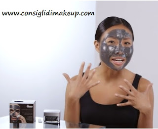 applicazione maschera dr brandt masgnetica
