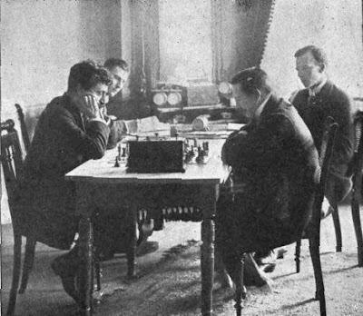 Campeonato del Mundo de Ajedrez 1908, Lasker - Tarrasch