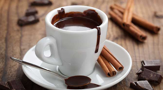 Minuman Coklat Panas