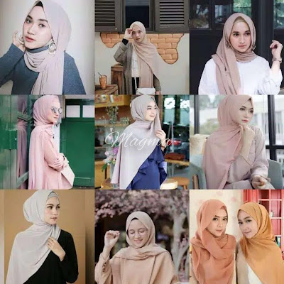 download video tutorial hijab segi empat simple dan modis