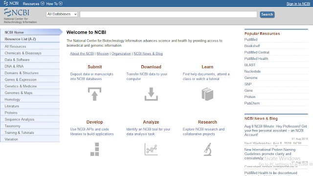 Cara Mudah Download Jurnal di National Center for Biotechnology Information (NCBI)