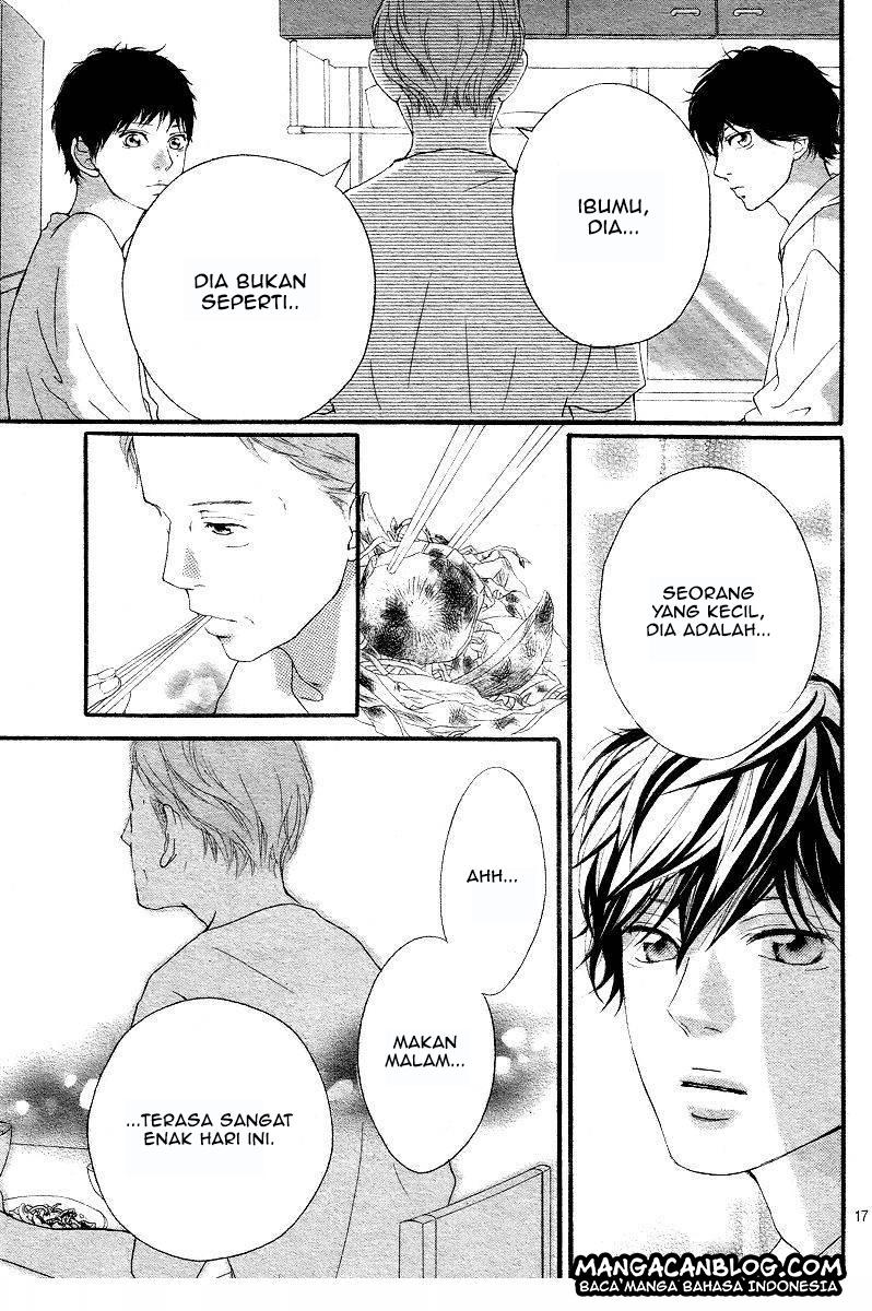 Ao Haru Ride Chapter 14-18