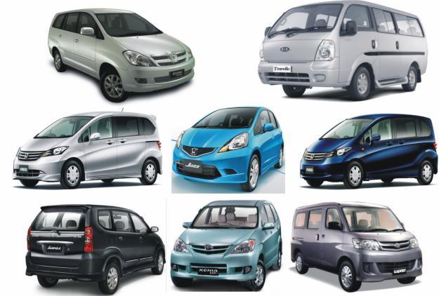 Rental Mobil di Tangerang Harian Bulanan - DataKota