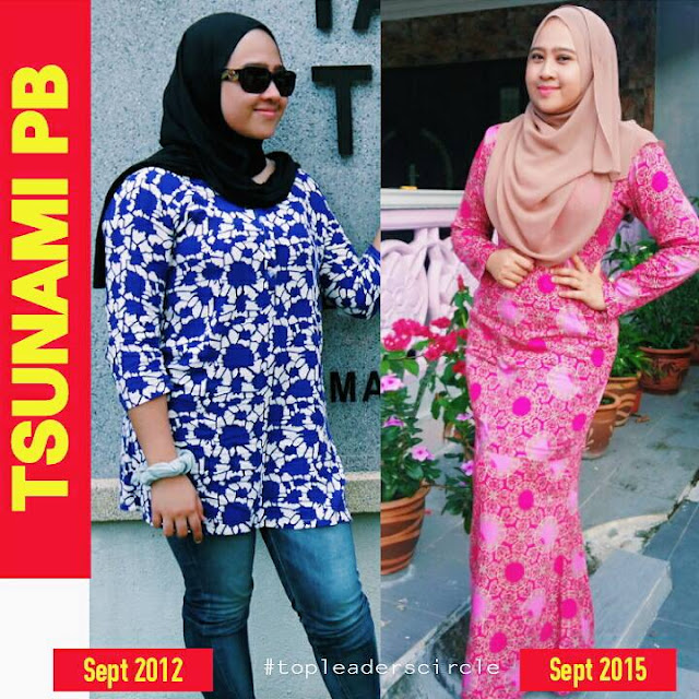 Testimoni kurus dengan premium beautiful