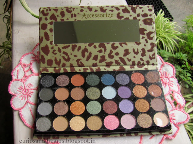 Accessorize Lovely Day Eyeshadow Palette
