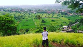Wisata Bukit Belong (Blong) Gunaksa Klungkung