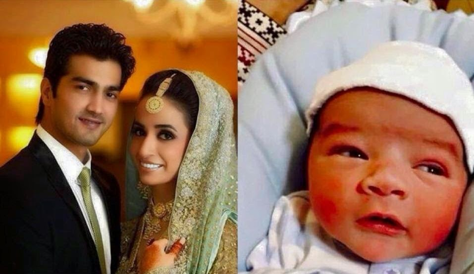 Shahzad Sheikh Blessed With Baby Boy