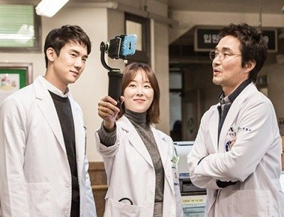SINOPSIS Romantic Doctor Teacher Kim