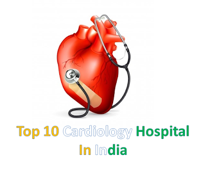Top 10 Cardiology Hospital In India