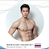Nontakorn Amput is Mister Global Thailand 2017
