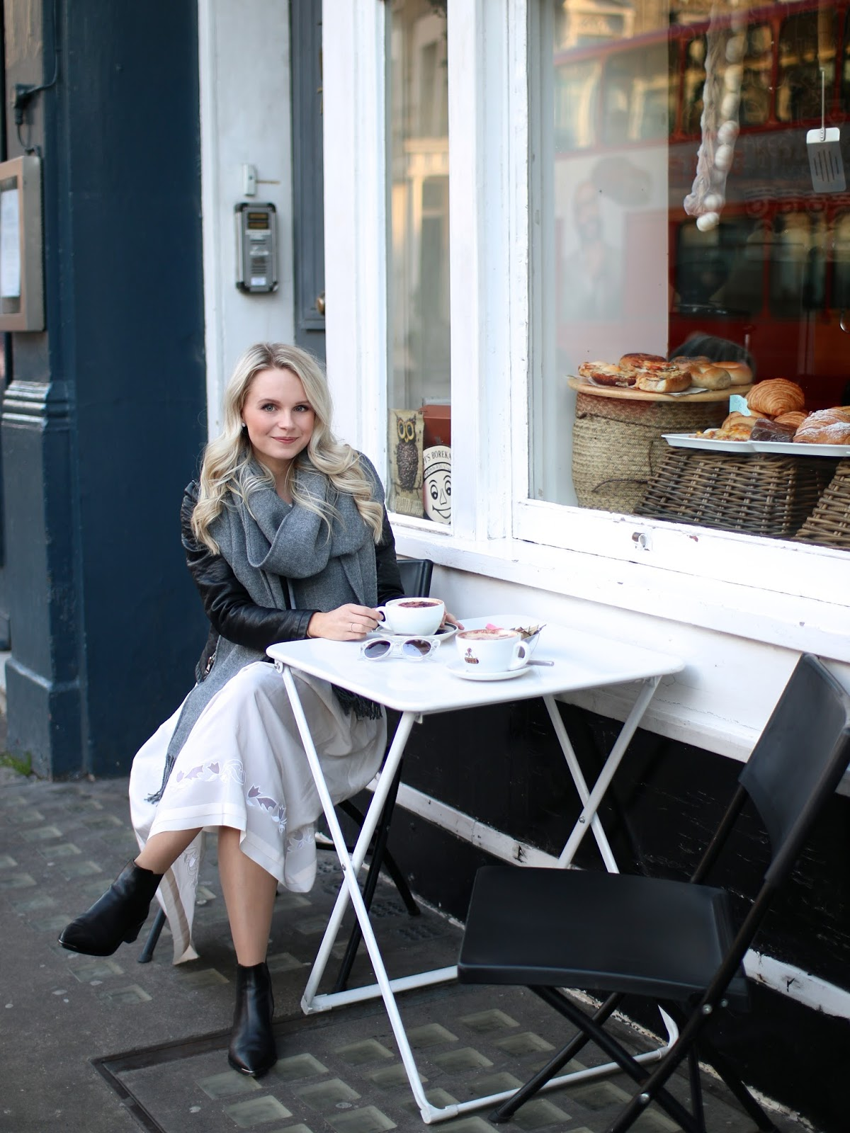 blog post talking about a great place to get coffee in notting hill