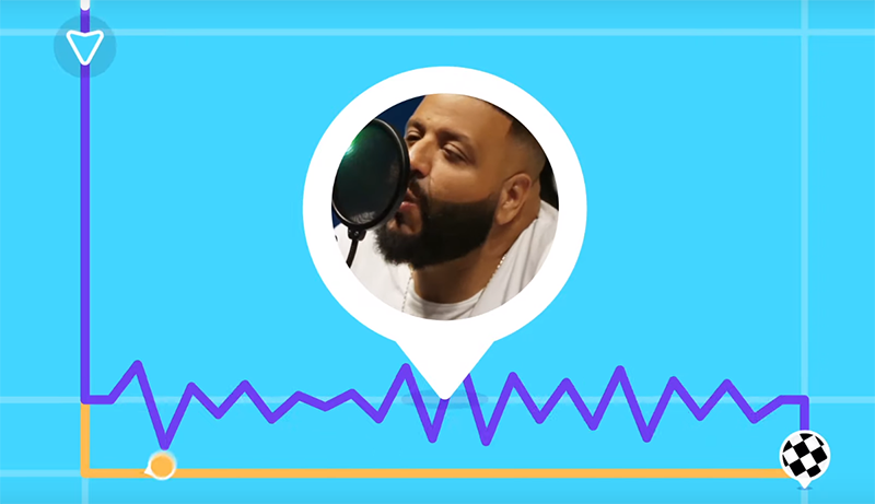 Waze gets DJ Khaled as navigation voice for a limited time!