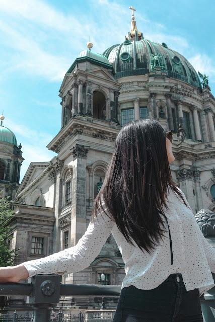 ベルリン大聖堂、夏