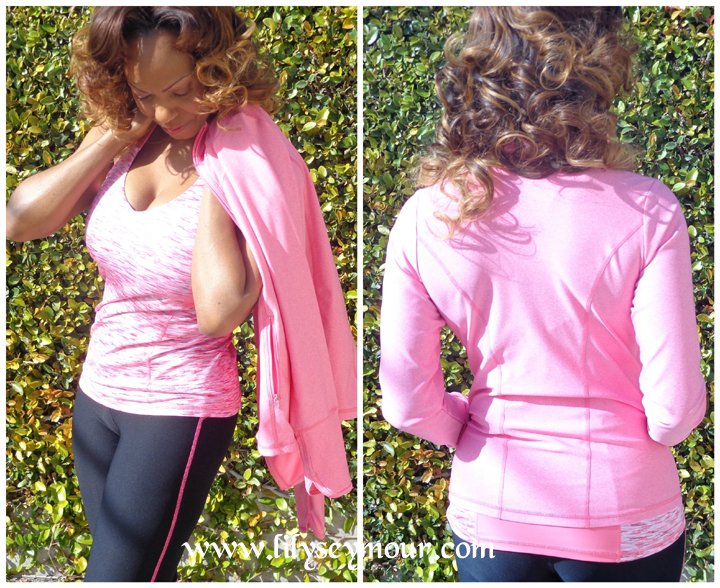 Baby Pinks For a Touch of Femininity in Fitness Wear