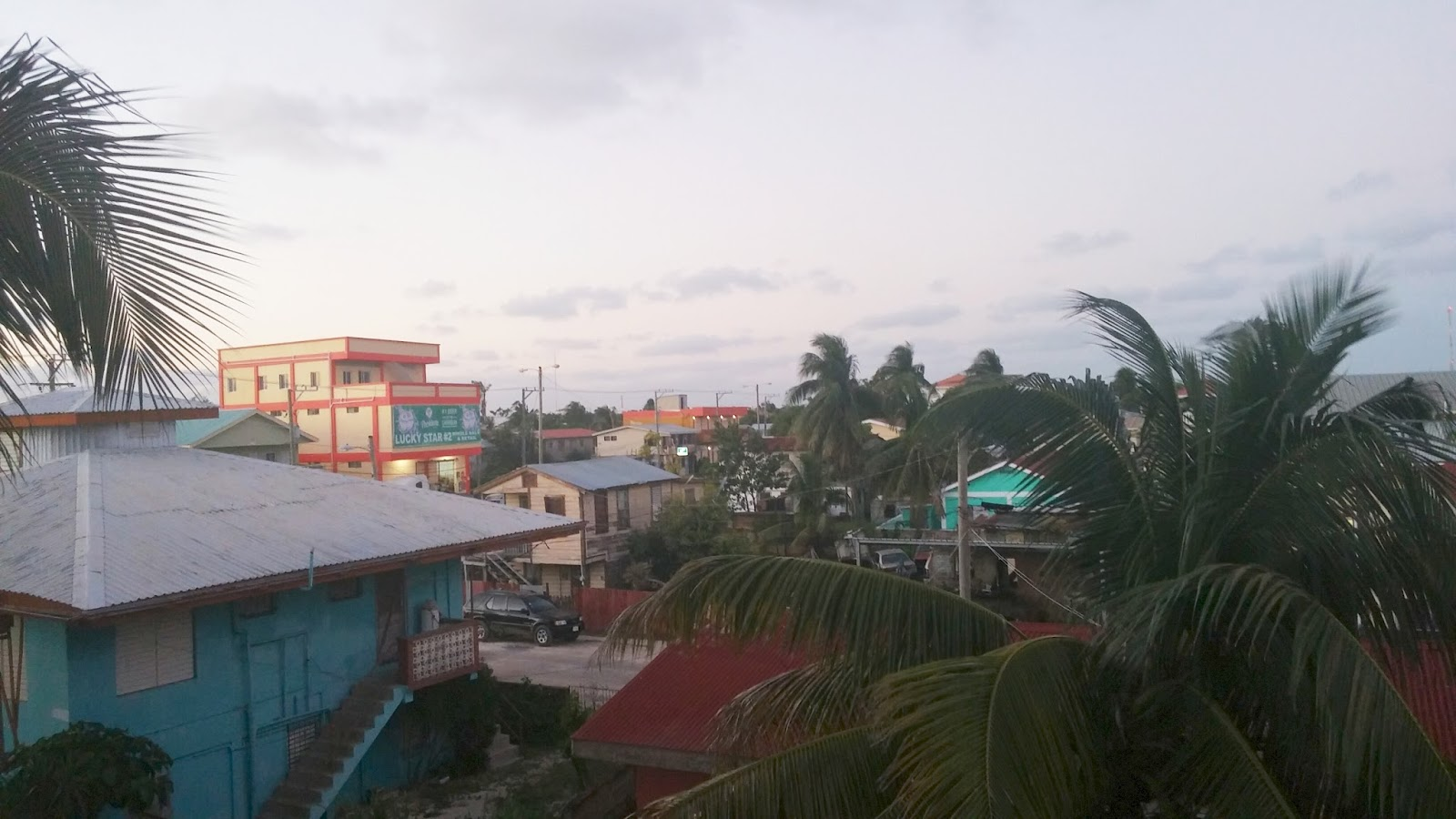 belize city travel